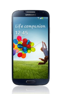 Das Samsung Galaxy S4 mit 4.5G (Quelle: Samsung)